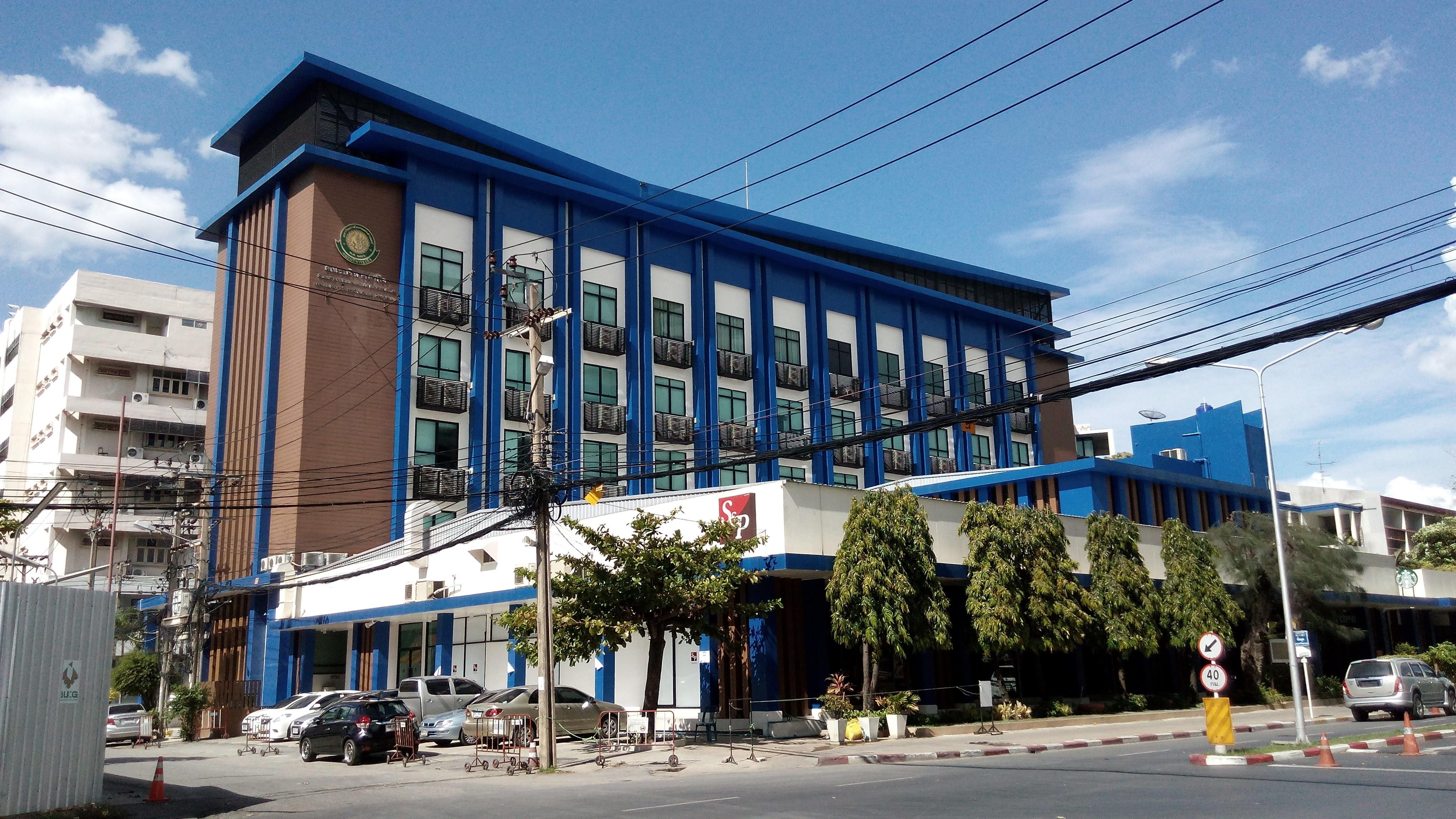 ัymba ตึกคณะบริหารธุรกิจ